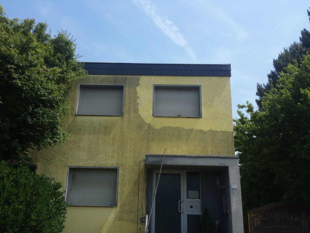Fassadenreinigung Dortmund, Schwerte privat und Gewerbe